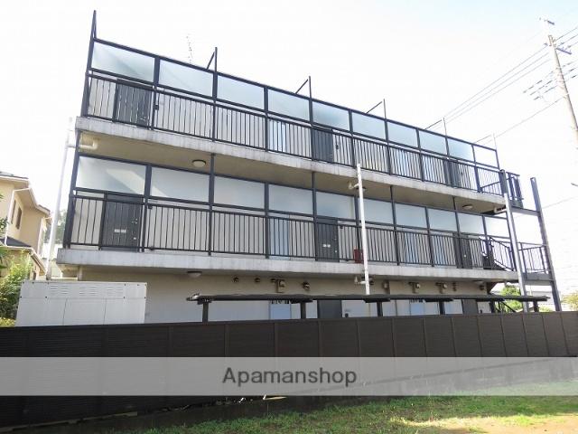 千葉県松戸市、北松戸駅徒歩9分の築12年 3階建の賃貸マンション
