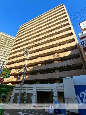 千葉県松戸市、松戸駅徒歩5分の築9年 15階建の賃貸マンション