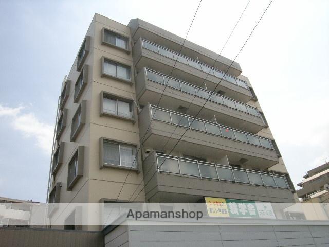 千葉県松戸市、新八柱駅徒歩10分の築39年 6階建の賃貸マンション