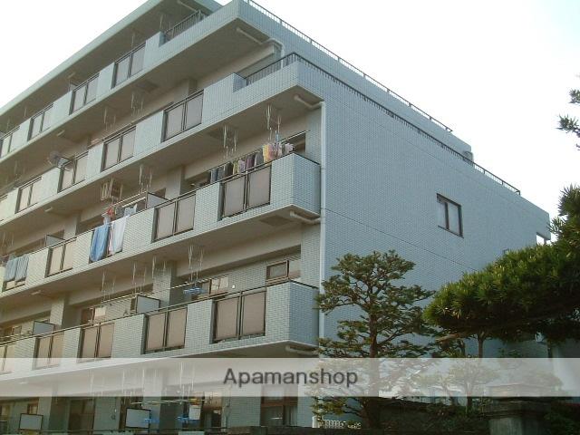 千葉県松戸市、新八柱駅徒歩18分の築19年 5階建の賃貸マンション