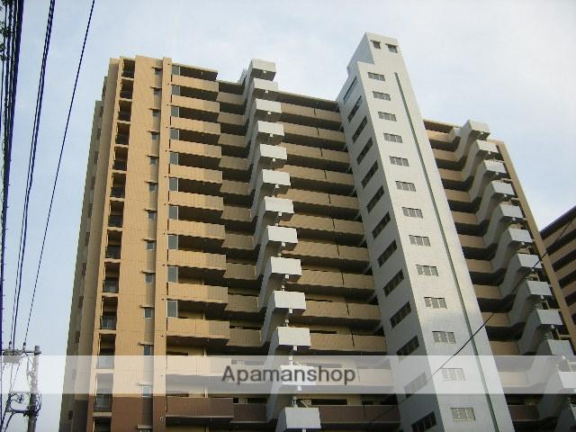 千葉県松戸市、松戸駅バス10分ウィズタウン前下車後徒歩4分の築9年 16階建の賃貸マンション