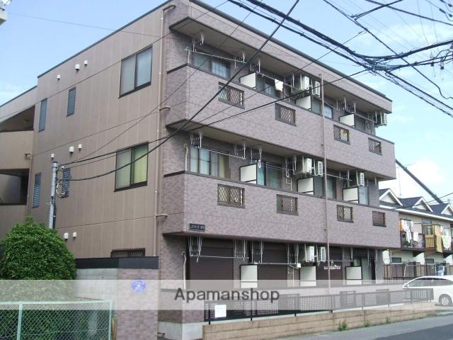 千葉県流山市、南流山駅徒歩5分の築16年 3階建の賃貸マンション