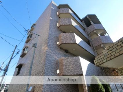 千葉県柏市、柏駅徒歩6分の築12年 5階建の賃貸マンション