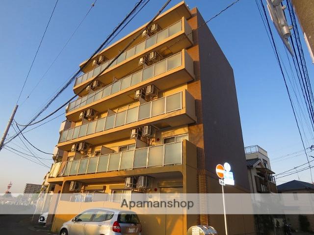 千葉県松戸市、松戸駅徒歩13分の築6年 5階建の賃貸マンション