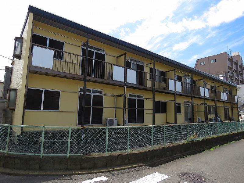 千葉県松戸市、北松戸駅徒歩28分の築32年 2階建の賃貸アパート