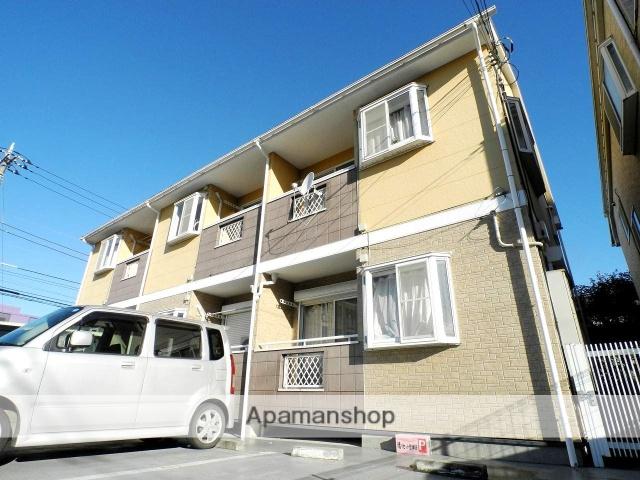千葉県松戸市、松戸駅徒歩16分の築14年 2階建の賃貸アパート