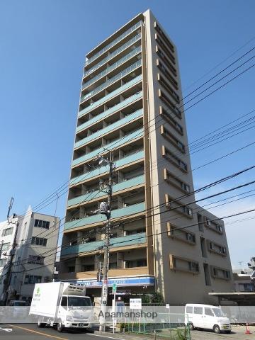 千葉県松戸市、松戸駅徒歩7分の築3年 14階建の賃貸マンション
