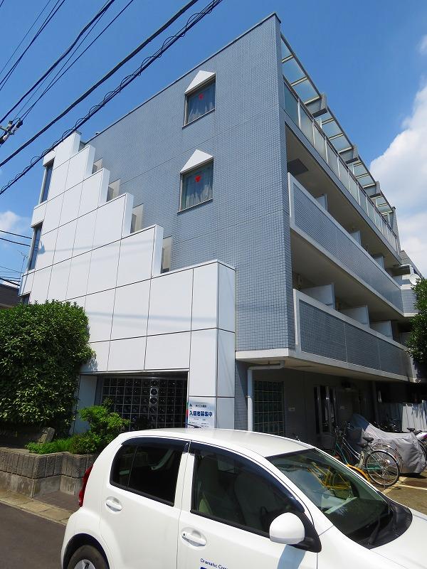 千葉県松戸市、元山駅徒歩18分の築27年 4階建の賃貸マンション