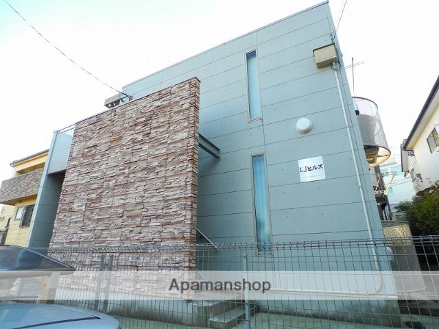 千葉県松戸市、北松戸駅徒歩20分の築13年 2階建の賃貸アパート