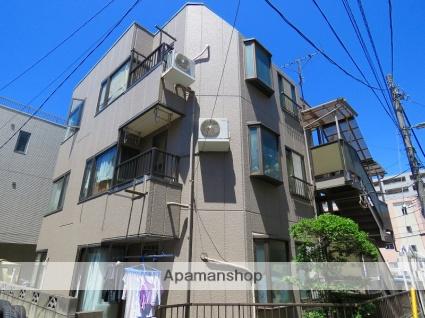 千葉県松戸市、みのり台駅徒歩8分の築28年 3階建の賃貸マンション