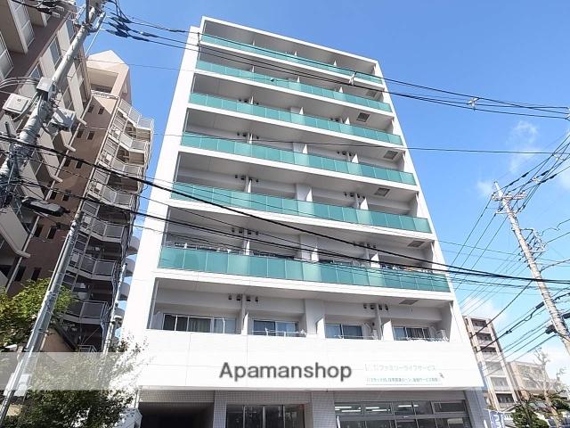 千葉県柏市、南柏駅徒歩39分の築3年 8階建の賃貸マンション