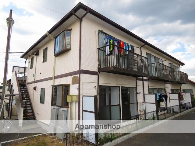 千葉県松戸市、新八柱駅徒歩10分の築20年 2階建の賃貸アパート