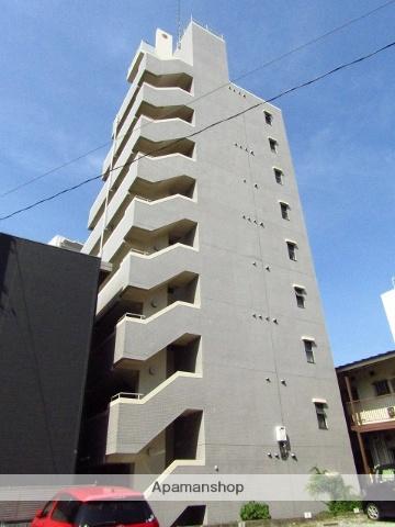 千葉県松戸市、新松戸駅徒歩5分の築31年 9階建の賃貸マンション