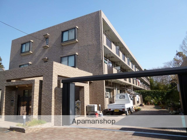 千葉県松戸市、北松戸駅徒歩12分の築15年 3階建の賃貸マンション