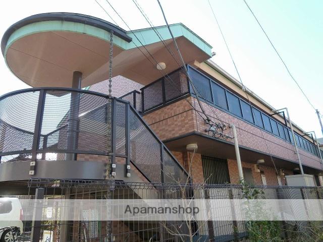 千葉県松戸市、北松戸駅徒歩5分の築18年 2階建の賃貸アパート