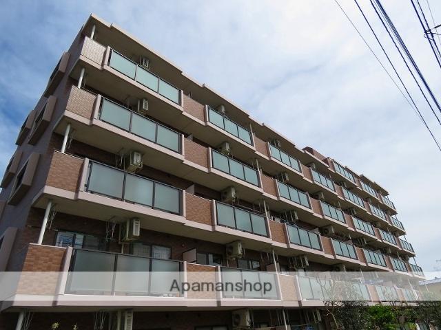 千葉県松戸市、新八柱駅徒歩16分の築17年 6階建の賃貸マンション