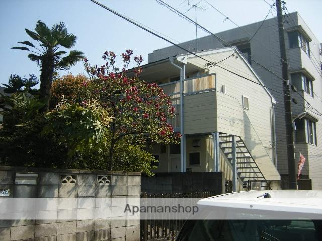 千葉県松戸市、松戸駅徒歩13分の築31年 2階建の賃貸アパート