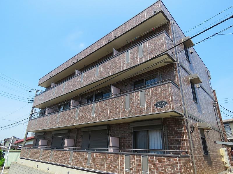 千葉県松戸市、北松戸駅徒歩25分の築11年 3階建の賃貸アパート