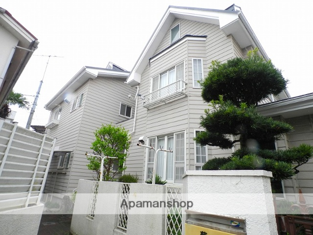 千葉県松戸市、矢切駅徒歩15分の築30年 2階建の賃貸アパート