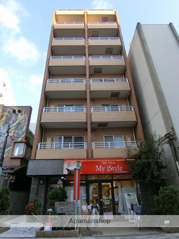千葉県松戸市、松戸駅徒歩3分の築14年 8階建の賃貸マンション