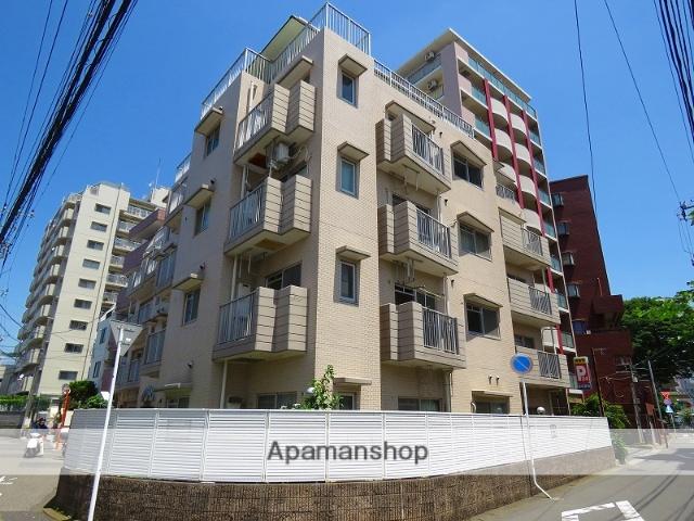 千葉県松戸市、新八柱駅徒歩4分の築27年 5階建の賃貸マンション