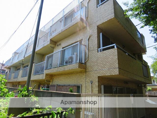 千葉県松戸市、新八柱駅徒歩30分の築27年 3階建の賃貸マンション
