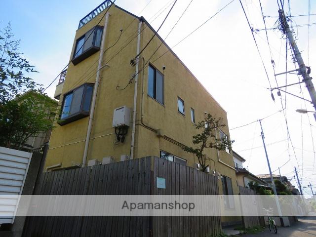 千葉県松戸市、松戸駅徒歩20分の築23年 3階建の賃貸マンション
