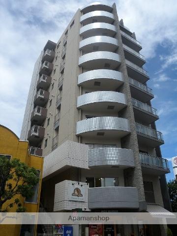 千葉県柏市、柏駅徒歩3分の築10年 10階建の賃貸マンション