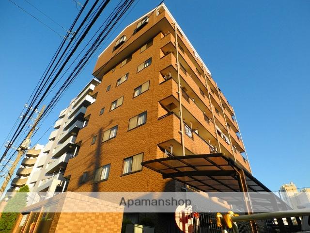 千葉県松戸市、松戸駅徒歩8分の築14年 7階建の賃貸マンション