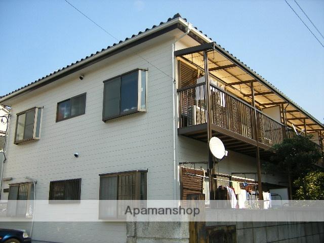 千葉県松戸市、松戸駅徒歩15分の築25年 2階建の賃貸アパート