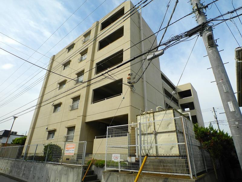 千葉県松戸市、松戸駅徒歩26分の築30年 5階建の賃貸マンション