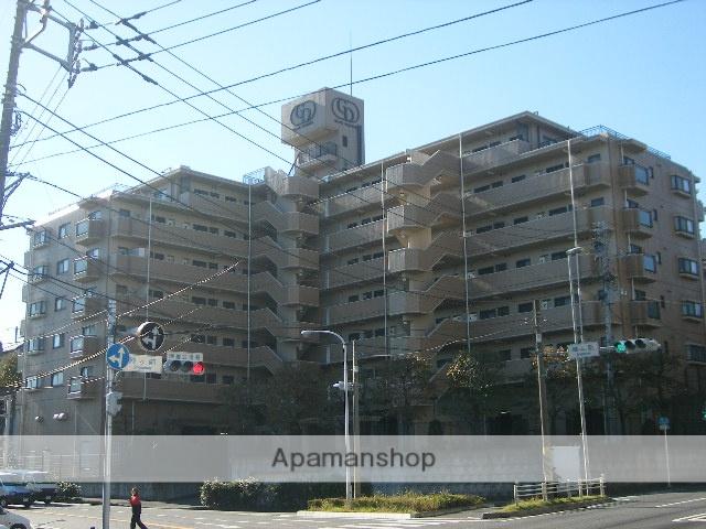 千葉県松戸市、松戸駅徒歩15分の築26年 7階建の賃貸マンション