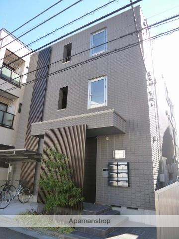 千葉県松戸市、松戸駅徒歩6分の築1年 3階建の賃貸マンション