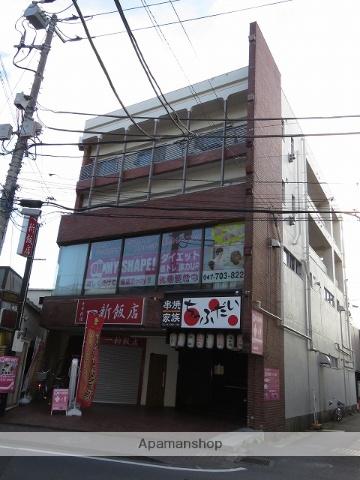 千葉県松戸市、八柱駅徒歩11分の築39年 4階建の賃貸マンション