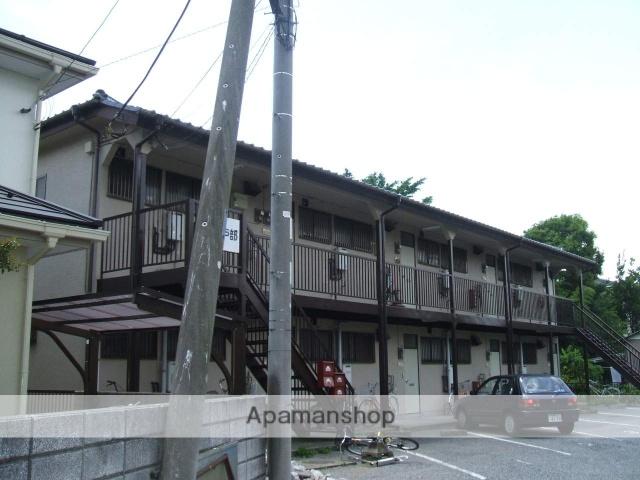 千葉県松戸市、馬橋駅徒歩18分の築27年 2階建の賃貸アパート