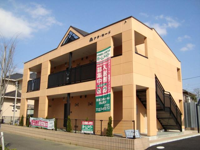 千葉県流山市、流山おおたかの森駅徒歩7分の築6年 2階建の賃貸アパート