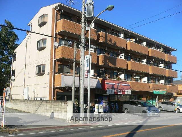千葉県松戸市、松戸駅徒歩30分の築30年 4階建の賃貸マンション