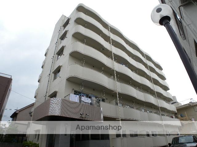 千葉県松戸市、松戸駅徒歩12分の築28年 6階建の賃貸マンション