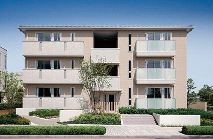 千葉県流山市、初石駅徒歩26分の築5年 3階建の賃貸アパート