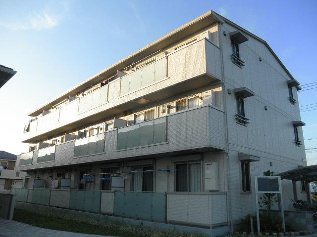 千葉県流山市、南流山駅徒歩18分の築7年 3階建の賃貸マンション