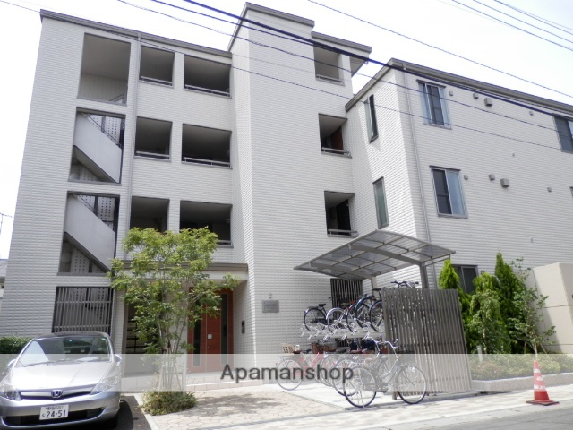 千葉県松戸市、松戸駅徒歩19分の築5年 4階建の賃貸マンション
