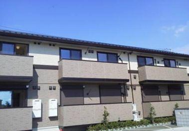 千葉県流山市、流山おおたかの森駅徒歩20分の築5年 2階建の賃貸アパート