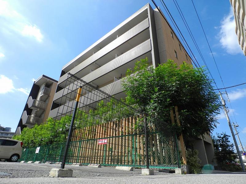 千葉県柏市、南柏駅徒歩3分の築6年 5階建の賃貸マンション