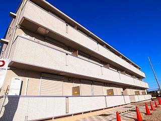 千葉県流山市、豊四季駅徒歩19分の築4年 3階建の賃貸マンション