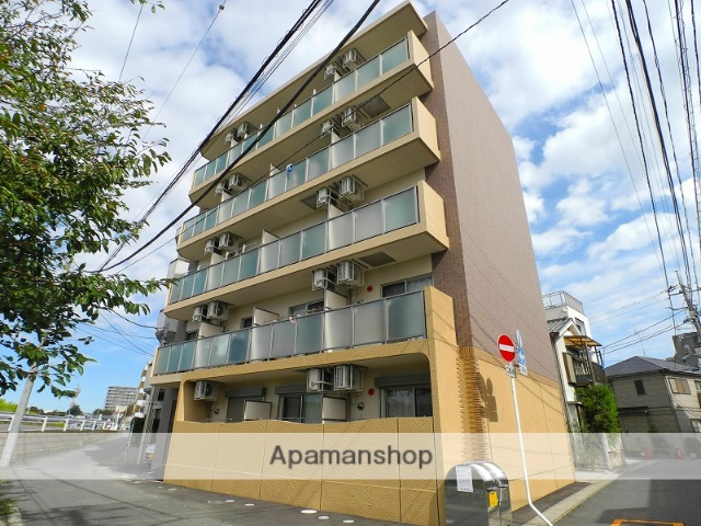 千葉県松戸市、松戸駅徒歩13分の築4年 5階建の賃貸マンション