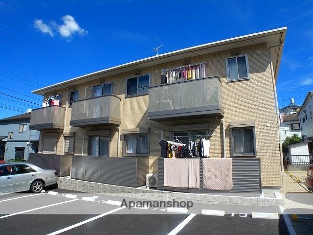 千葉県松戸市、北松戸駅徒歩10分の築5年 2階建の賃貸アパート