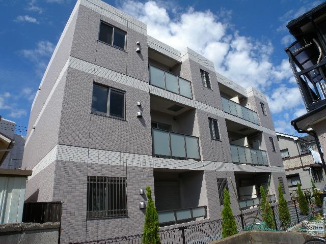 千葉県松戸市、元山駅徒歩21分の築3年 3階建の賃貸マンション