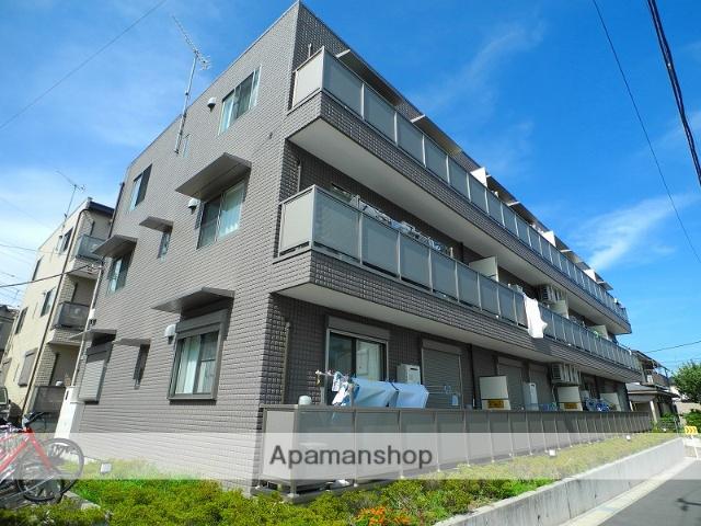 千葉県松戸市、北小金駅徒歩7分の築5年 3階建の賃貸マンション