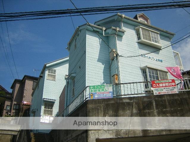 千葉県松戸市、北松戸駅徒歩11分の築28年 2階建の賃貸アパート
