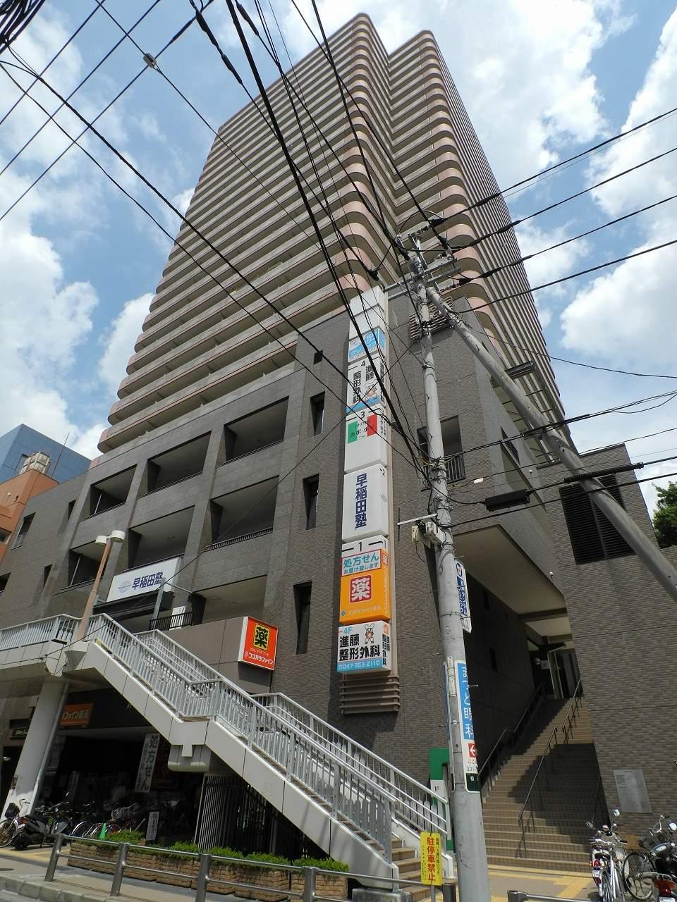 ライオンズステーションタワー松戸